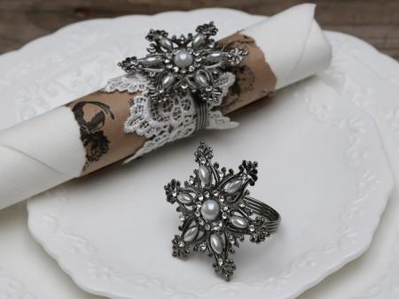 """Chic Antique """" Serviett Ring """""""
