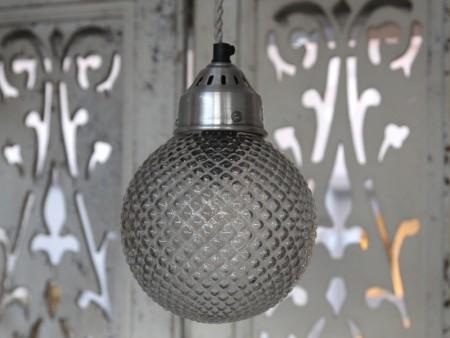 Chic Antique Lampe Med M�nster