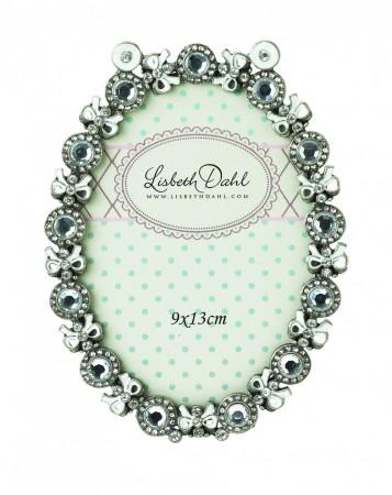 "Lisbeth Dahl Ramme "" Oval """