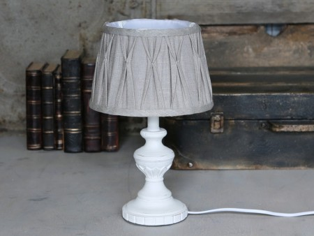 "Chic Antique Bordlampe ""Nelly"""