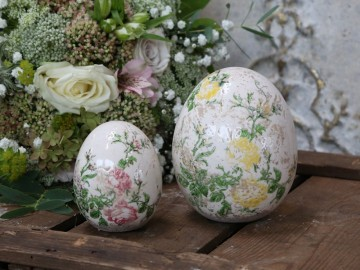"Chic Antique ""Toulose"" Egg Stort"