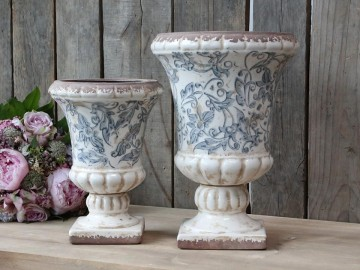 "Chic Antique""Blomsterpotte"" Stett Lita"