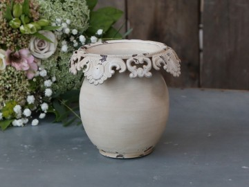 "Chic Antique ""Vase Rund"""